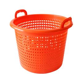 spinner basket orange 44 l